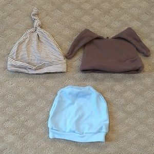 New listing! Baby hat bundle